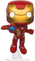 Funko Pop! Avengers Infinity War Iron Man Vinyl Figure - Verzamelfiguur