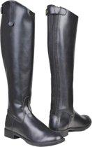 HKM Rijlaarzen -New General- dames kort/wijd zwart 38