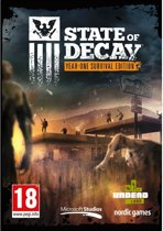 PC State of Decay Year-One Survival Edition