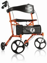 EasyLiving Rollator Light - Lichtgewicht - Zeer Compact - Opvouwbaar - 8 kg