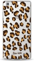 Casetastic Softcover Huawei P8 Lite - Leopard Print