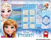 Frozen Kleur- en Stempelset