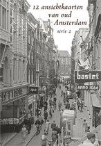 Amsterdam - 12 ansichtkaarten van oud Amsterdam (serie 2)