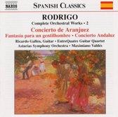 Rodrigo:Com.Orchestral Works.2