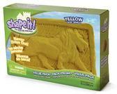 Shape it modelleer zand, geel