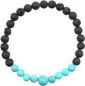 Alkalurops Turquoise Armband XXXL | 23 cm