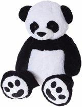 Grote panda knuffel 100 cm - knuffeldier