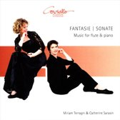 Fantasie, Sonate: Music for flute & piano