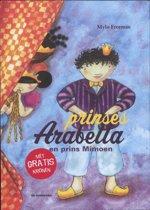 Prentenboek Prinses arabella en prins