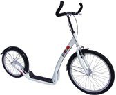 Step Bike2Go 20/24 inch wit