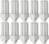 Osram Dulux T/E PLUS 13W/830 4P GX24q-1 (Warm Wit) (10 Stuks)