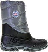 Olang Snowboots - Maat 33 - Unisex - antraciet/zwart Maat 33-34