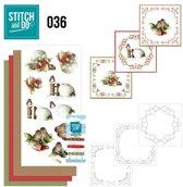 Stitch and Do 36 - Kerstversieringen