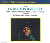 Opera Series Verdi: Un Ballo in Maschera / Leinsdorf