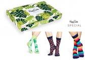 Happy Socks Jungle Giftbox - 3 pack - Maat 41-46