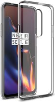 OnePlus 7 Pro TPU Hoesje Transparant