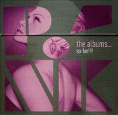 CD cover van The Albums...So Far!!! van Pink