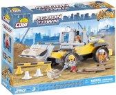 Cobi - Action Town 1664 - Bulldozer