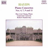 Haydn: Piano Concertos / Hae-Won Chang, Robert Stankovsky