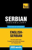 Serbian Vocabulary for English Speakers - 3000 Words