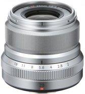 Fujifilm XF23mmF2 R WR MILC Groothoeklens Zilver