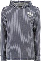Garcia Jongens hoodie - dark moon - Maat 140/146