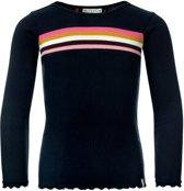 Looxs Revolution - Rib jersey t-shirt - Maat 92