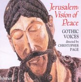 Jerusalem - Vision of Peace / Christopher Page
