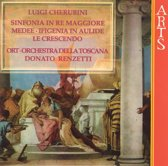 Boccherini: Symphony In D./ Medee, Ouverture, Ifig