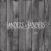 Sanders & Sanders behang houtlook donkergrijs - 935247 - 53 x 1005 cm