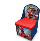 Spiderman opbergstoel / opbergbox