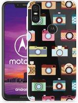 Motorola One Hoesje Welta Perfekta