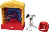 101 Dalmatian Street Hondenhuis & Dylan - Speelfiguur