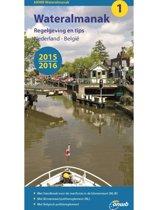 ANWB wateralmanak - Wateralmanak 2015-2016 1