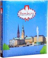 Henzo 11.391.07 stedenfotoalbum Hamburg als fotoboek