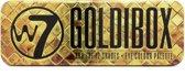 W7 Goldibox Eye Colour Palette