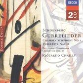 Gurrelieder/Verklarte Nacht/Chamber Symphony 1