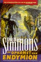 Boek cover Opkomst van endymion van Dan Simmons