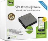 TrackJack PRO Fiscaal 2 mét installatie op locatie - GPS Rittenregistratie / kilometerregistratie mét Fiscaal Keurmerk