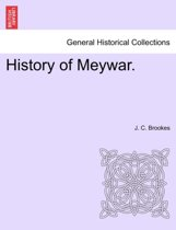 History of Meywar.