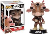 FANS Pop! Movies: Star Wars - Ree Yees Limited Edition