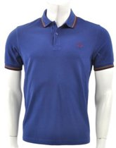 Fred Perry - Slim Fit Twin Tipped Shirt Pique - Heren - maat L