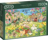 Falcon Lambing Season 1500pcs