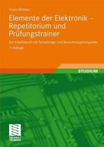 Elemente Der Elektronik - Repetitorium Und Pr fungstrainer
