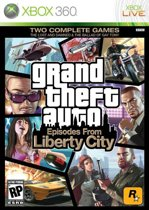 Rockstar Games Grand Theft Auto: Episodes from Liberty City, Xbox360