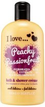 I love bath&show.peachy pass. 500 ml