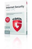 G Data Internet Security - Nederlands - 1 Apparaat - Windows