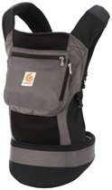 Ergobaby Performance Carrier - Draagzak - Charcoal Black