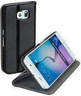 Stand Case Zwart Book Style Flip Cover Hoesje Samsung Galaxy S6