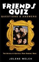 Friends Quiz Questions and Answers: The Ultimate Central Perk Friends Quiz